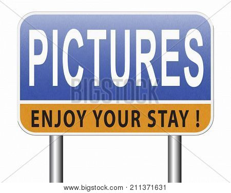 pictures and photos and image gallery road sign billboard 3D, illustration