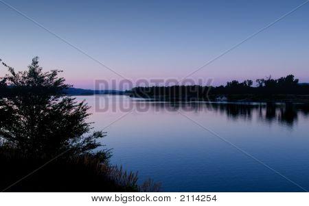 Blue Missouri Dawn