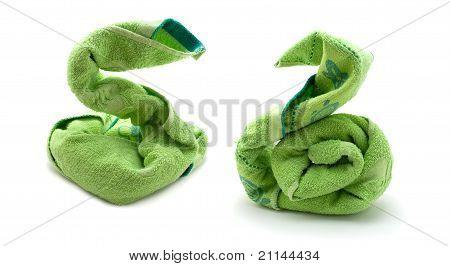 Towels Figures
