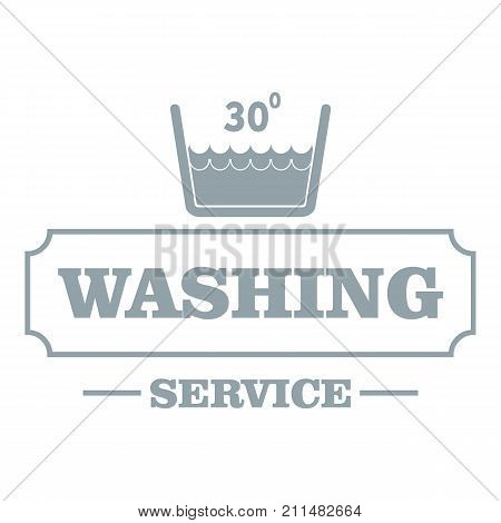washing soap logo. simple vector & photo | bigstock