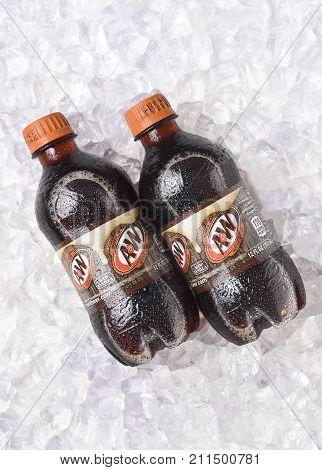 A&w Root Beer Bottles