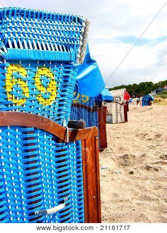 Beach chair Number