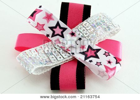 Colorful Hair Bows