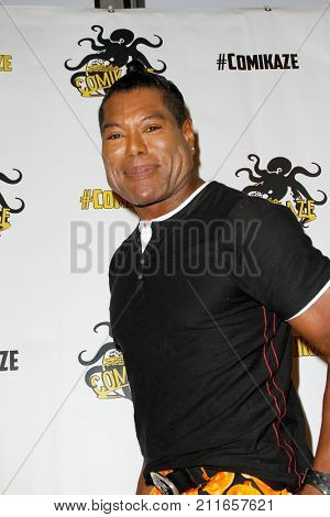 Chris Judge attends the annual Stan Lee's Los Angeles Comic Con 2017 Expo at the Los Angeles Convention Center on Oct. 28, 2017.