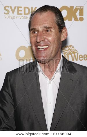 WEST HOLLYWOOD - FEB 25: Ben Cross at the OK! Magazine and BritWeek celebrate the Oscars party held at the London Hotel in West Hollywood, California on February 25, 2011