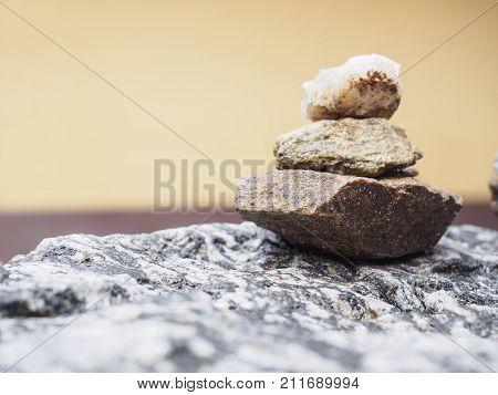 Stone stack Balance Meditation Harmony Zen spa Natural Rock