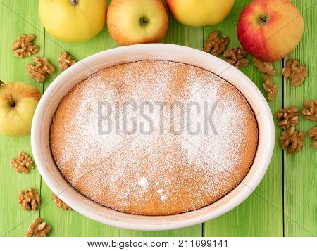 Ready Apple Pie Biscuit Dough