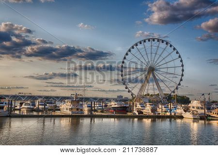 National Waterfront