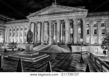 Night Treasury