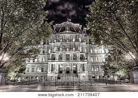 Eisenhower Office Building