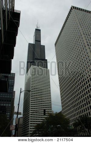 Glass Tower Ii