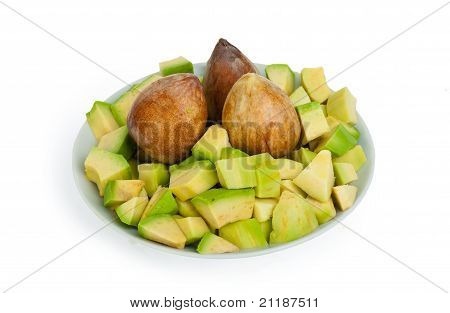 Composition Of Avocado