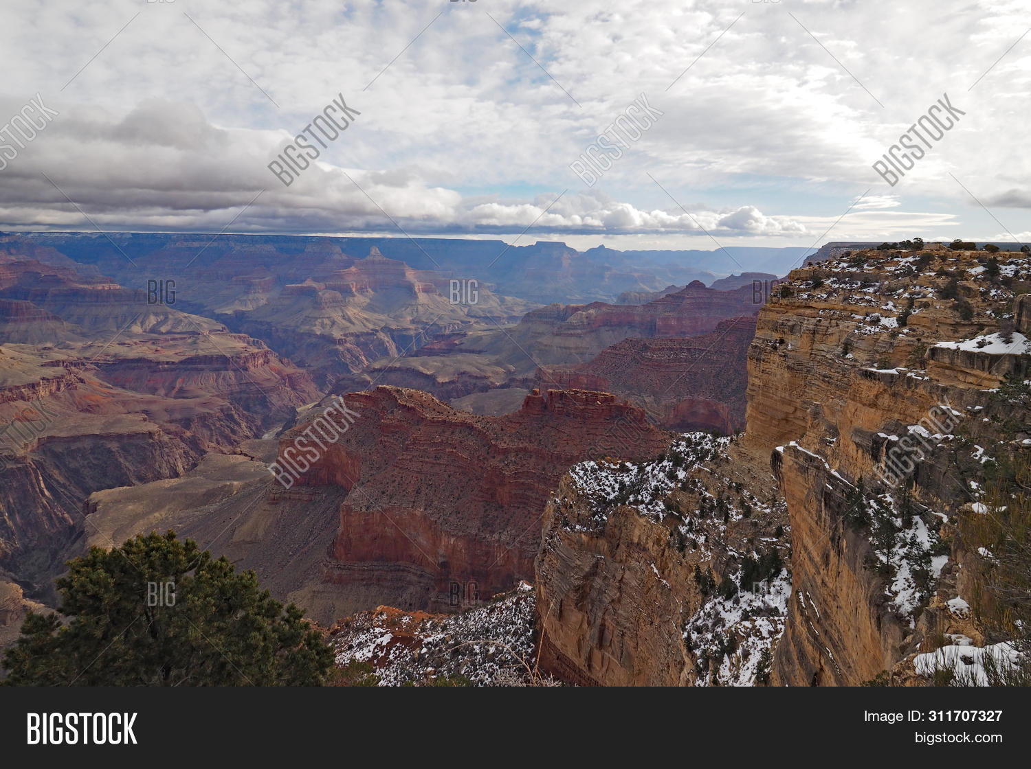 View Grand Canyon Image Photo Free Trial Bigstock