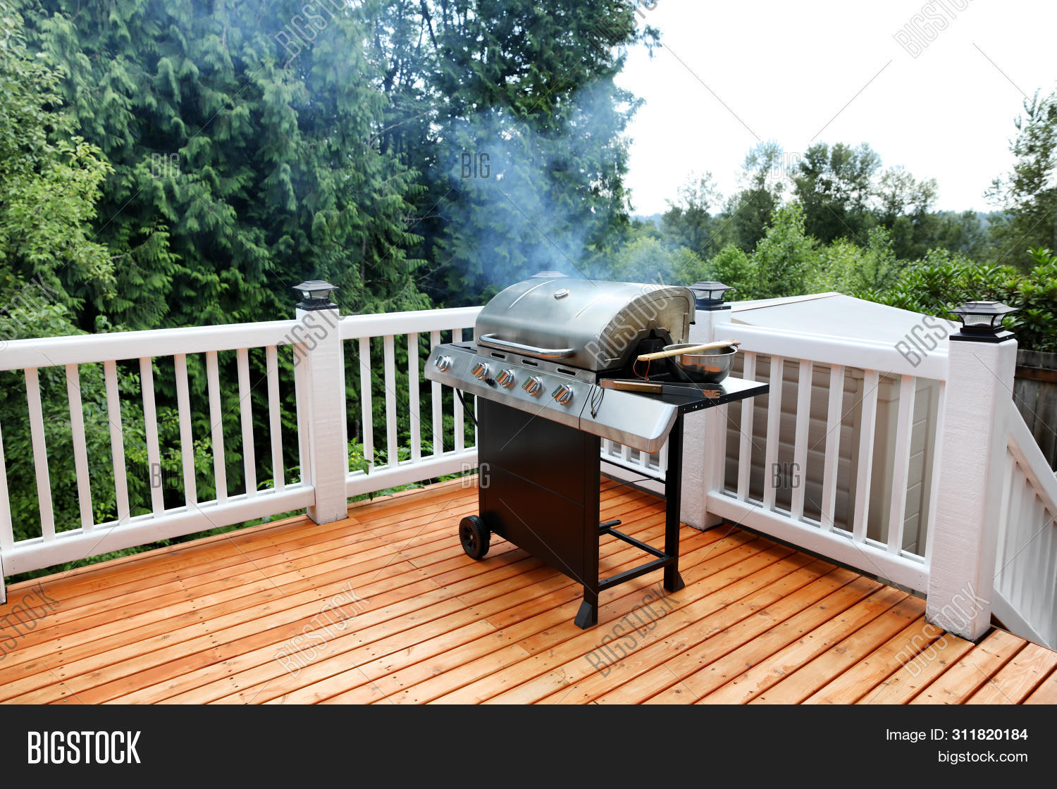 Barbecue Grill Cooking Image Photo Free Trial Stock