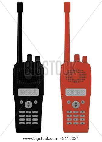Police Portable Radio