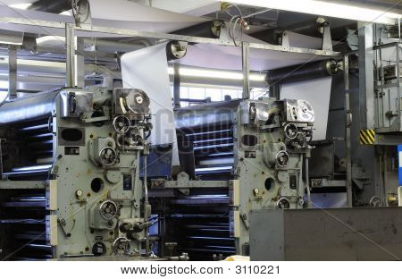 Press Ink Rollers