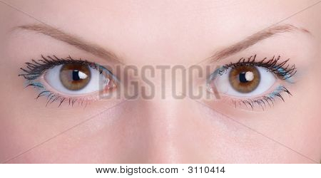 Brown Girl Eye - Question