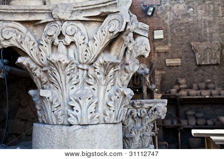 Pompeii - Archaeological Site