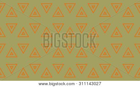 Seamless Pattern Geometric Lines. For Holiday Decoration, Holiday Packaging Vector Seamless Pattern