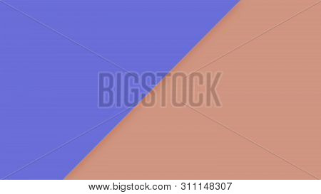 Background In Paper Style. Abstract Colorful Background.