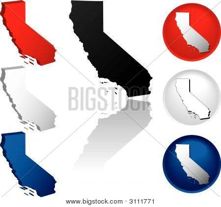 State Of California Icons