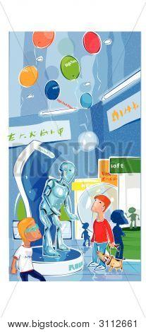 Robot Exhibition