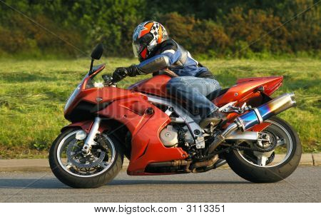 Motorcycling