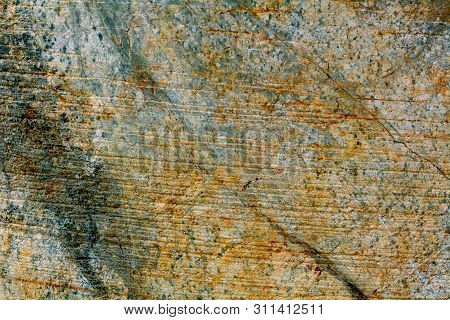 Gabro Rock Texture Or Background