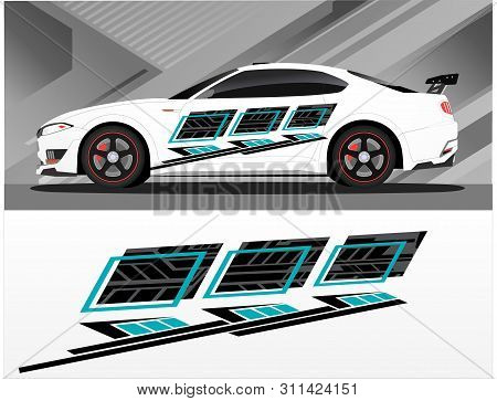 Vinyls Sticker Decals Body White Car Truck Mini Bus Modify Motorcycle. Racing Drift Vehicle Graphics