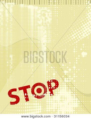 Grunge stop