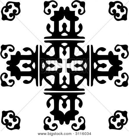 Scrolling Cross