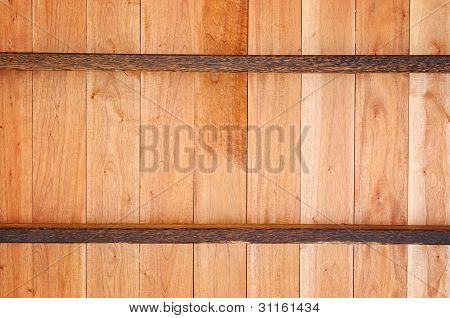 Neem Plant Wood Wall