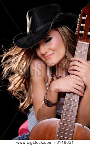 Beautiful Music Woman