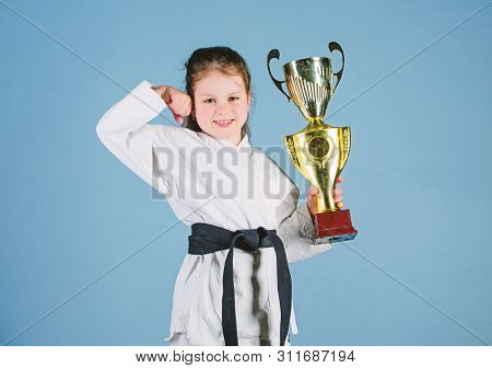 I Am The Best. Knockout. Energy And Activity For Kids. Practicing Kung Fu. Happy Childhood. Sport Su