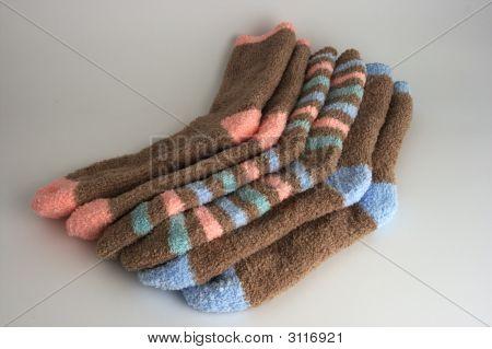 Socks Arrangement