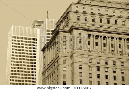 Montreal's building