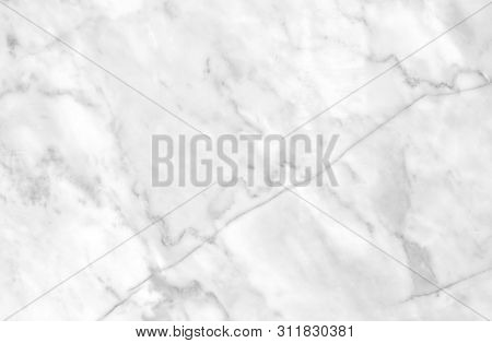 White Marble Pattern Texture