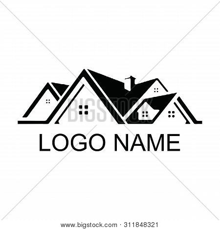 House Logo, House Icon, House Icon Vector Isolated On White Background, . House Icon Simple. House I