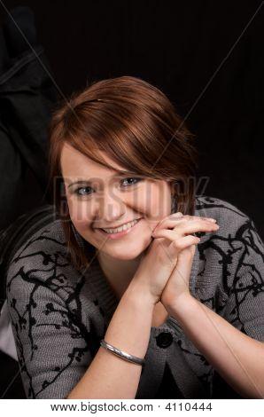 Irina In Studio