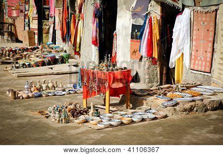 Medenine Bazaar