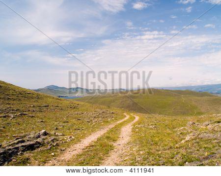 Road To Lake