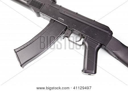 Machine Gun Assault