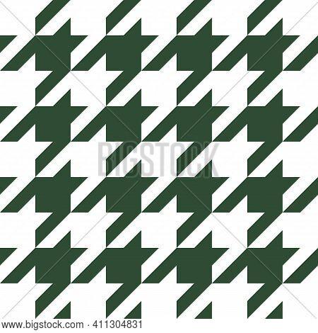 Goose Foot St. Patricks Day Pattern