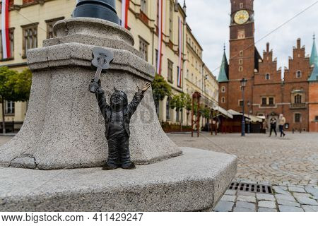 Wroclaw, Poland - May 03 2020: