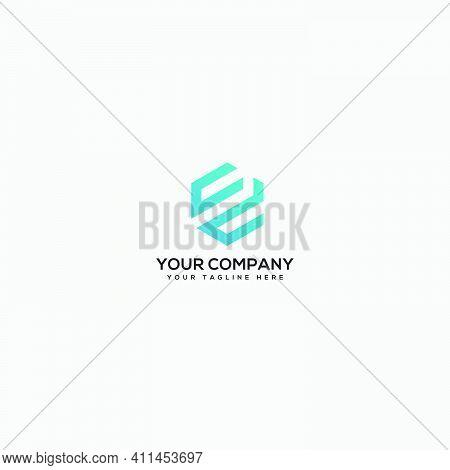Cd Geometric Logo Design, Cd Letter Logo, Cd Logo