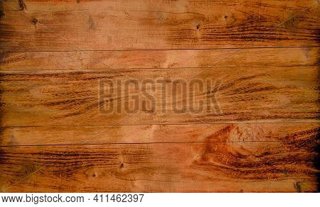 Brown rustic high resolution wood texture background surface with old natural pattern. Abstract back