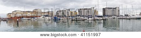 Apartments in Sovereign harbour