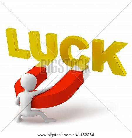 The Attraction Of Luck.