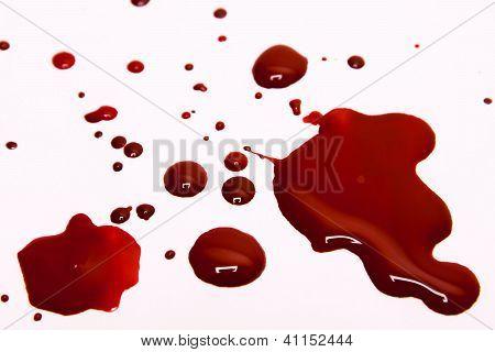 Blutspuren