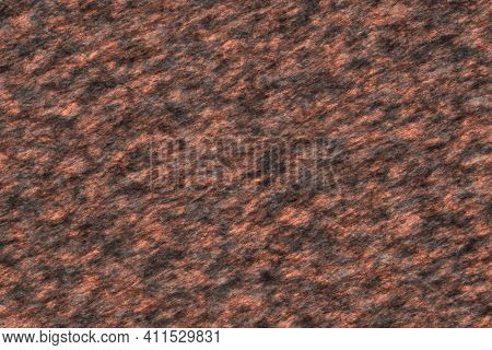Cute Red Dank Wild Stone Computer Graphic Texture Background Illustration